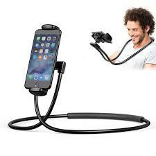 Flexible Mobile Phone Holder Hanging Neck Lazy Bracket Smartphone Holder Stand