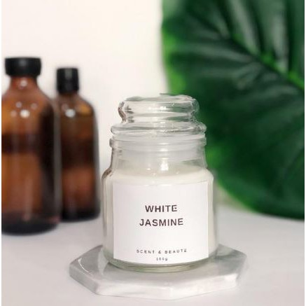 Scent & Beaute 100g Scented Handpoured Candle