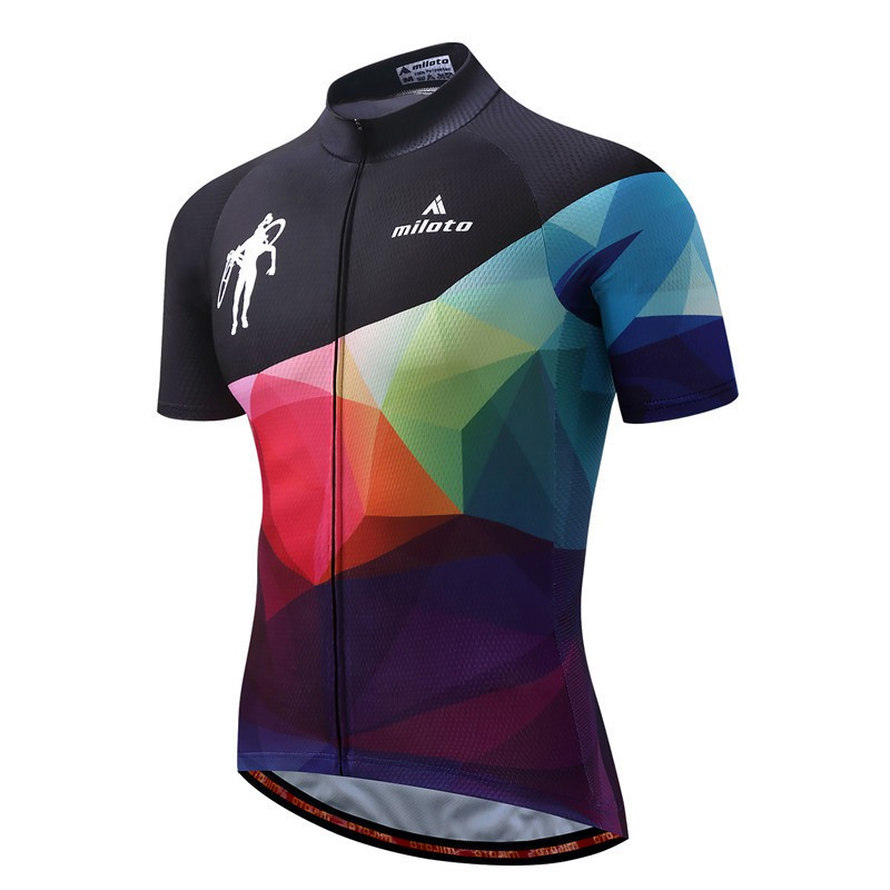 9c89b399d Short Sleeves Cycling Clothes Bike Wear MTB Bicycle Shirts Sportswear Pro  Team