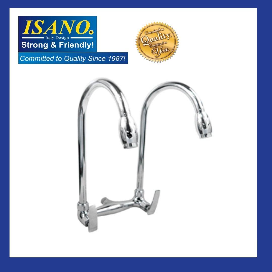 ISANO Twin Neck Tap - 1400TS