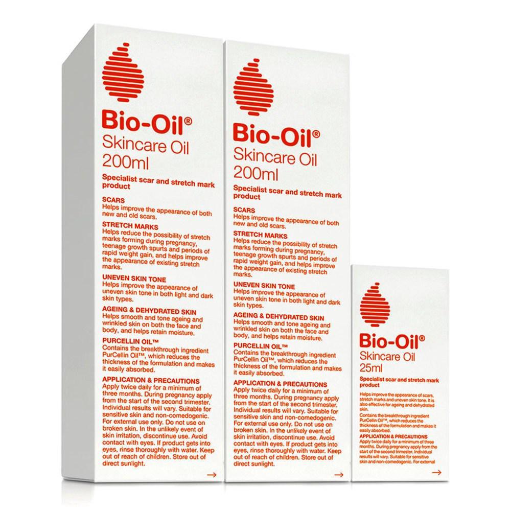 Bio-oil Bio-Universal Oil Improves Skin Tone Pregnancy Obesity 200ml