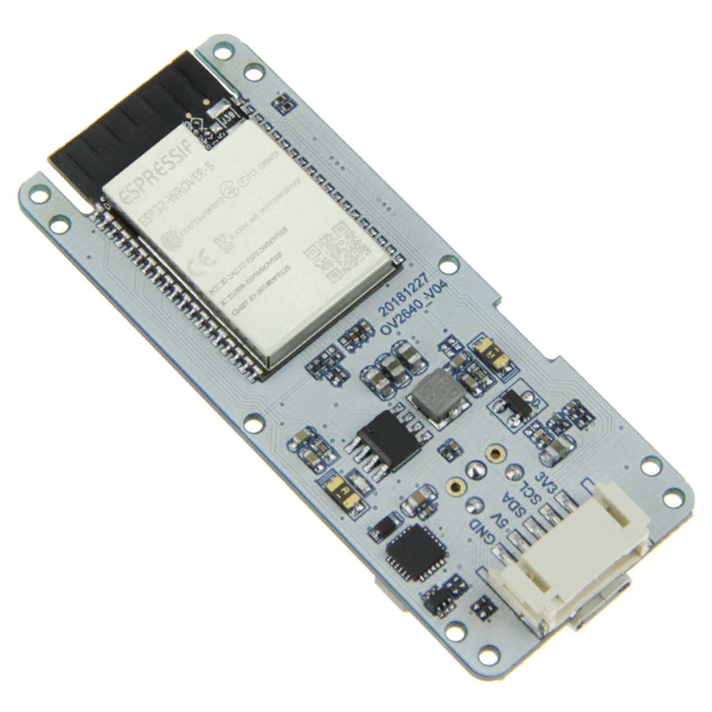 Ttgo T-Camera Esp32 Wrover & Psram Camera Module Esp32-Wrover-B Ov2640  Camera Mo