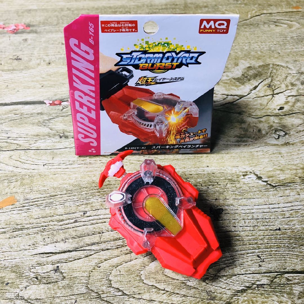 Beyblade BURST GT Superking B159 B160 B161 B163 Booster mit Launcher Box