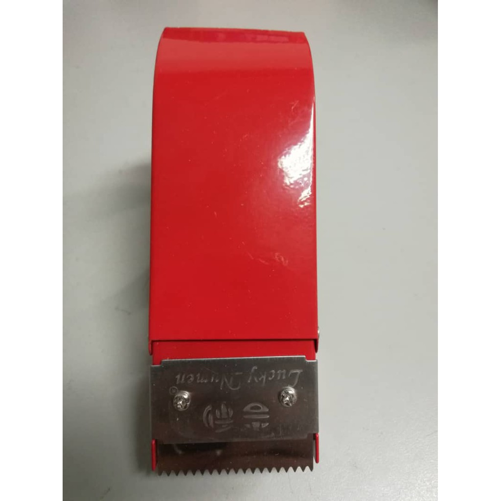 Lucky Numen Handheld Box Packing Tape Metal Dispenser 48mm