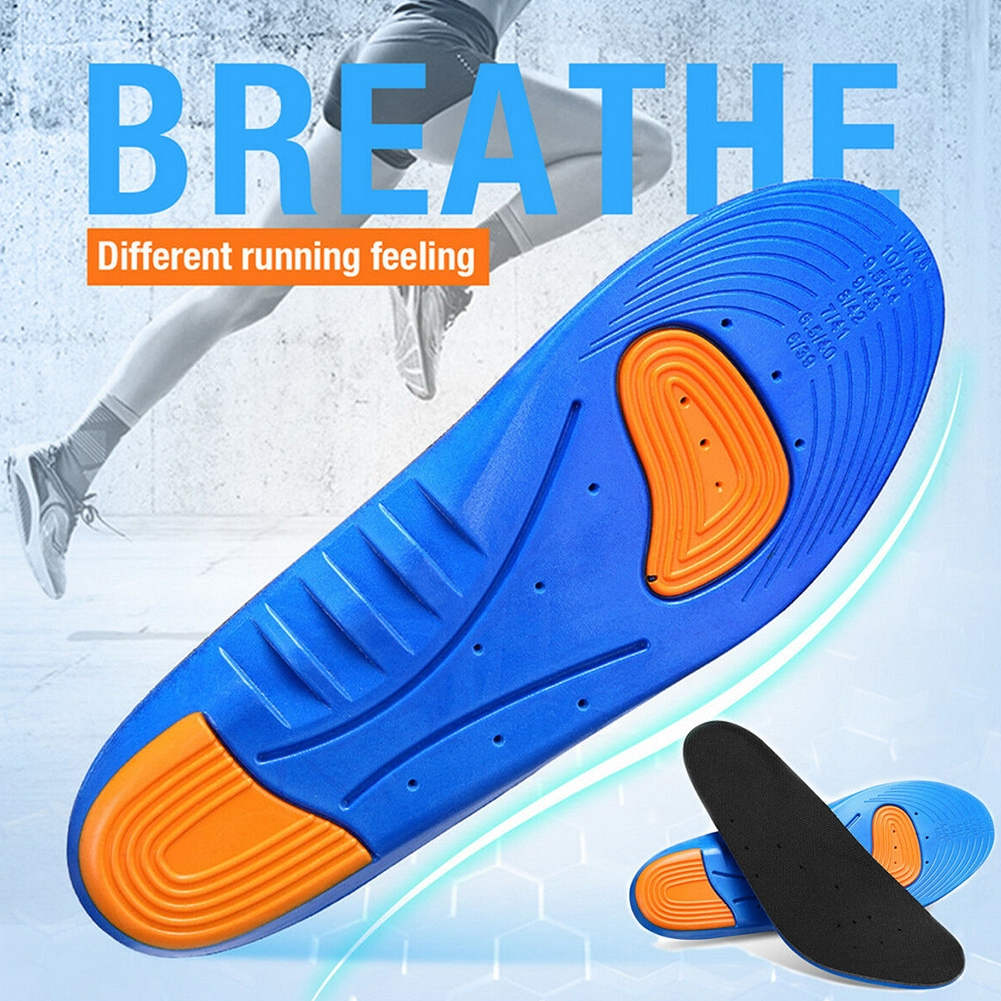 c47df3d6dd ProductImage. ProductImage. Unisex Orthotic Flat Feet Foot High Arch Gel  Heel Support Shoe Inserts Insoles