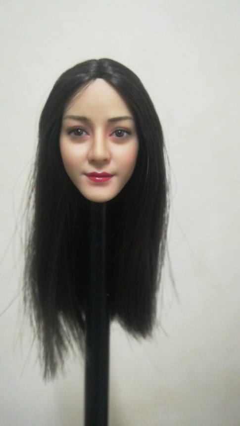 VERYCOOL VCL-1006 1//6th Asian Beauty Hair Head Carving Fit 12/'/' TBL Action Figur