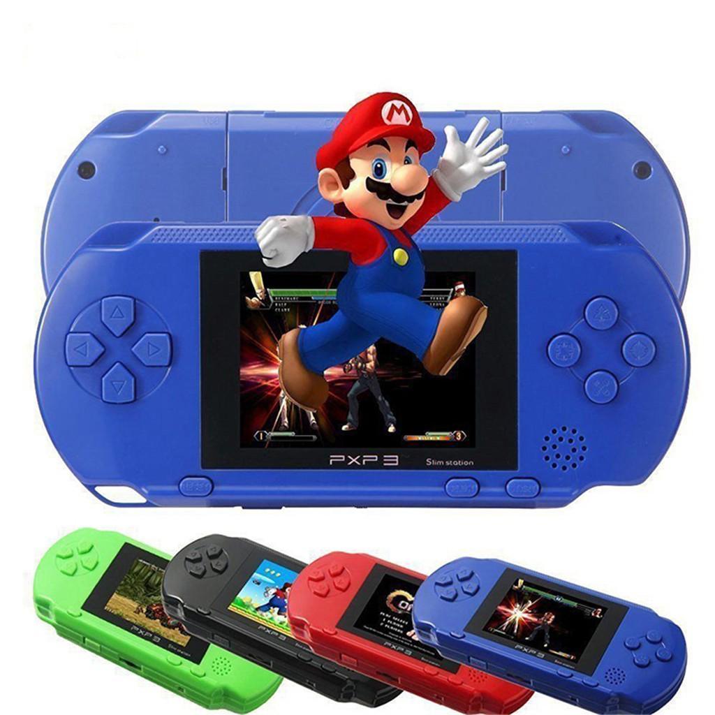 3 Inch 16 Bit PXP3 - Protable Handheld Retro Game Console psp pmp games boy