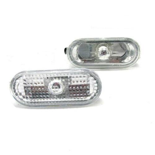 Signal Lamp For VW Volkswagen Jetta// Bora MK4 Side Marker Light Clear Turn