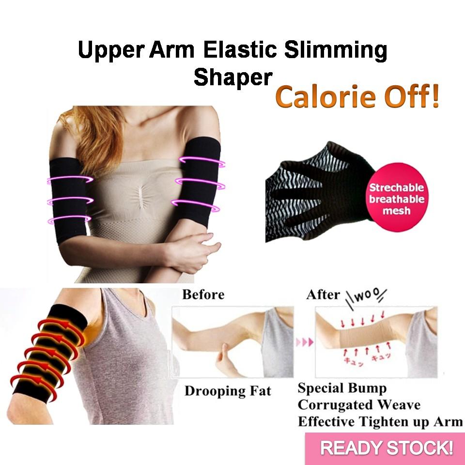 85bfb82b9e [RESTOCK] Upper Arm Elastic Slimming Shaper (Bengkung Pembentuk Pelangsing  Lengan Atas)