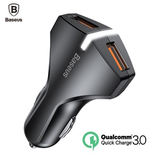 Quick Charger 3.0 Car Charger Adapter 7A QC3.0 Turbo Fast Charging 4 USB Car Mobile Phone Charger for iPhone Mobile Phone Accessories