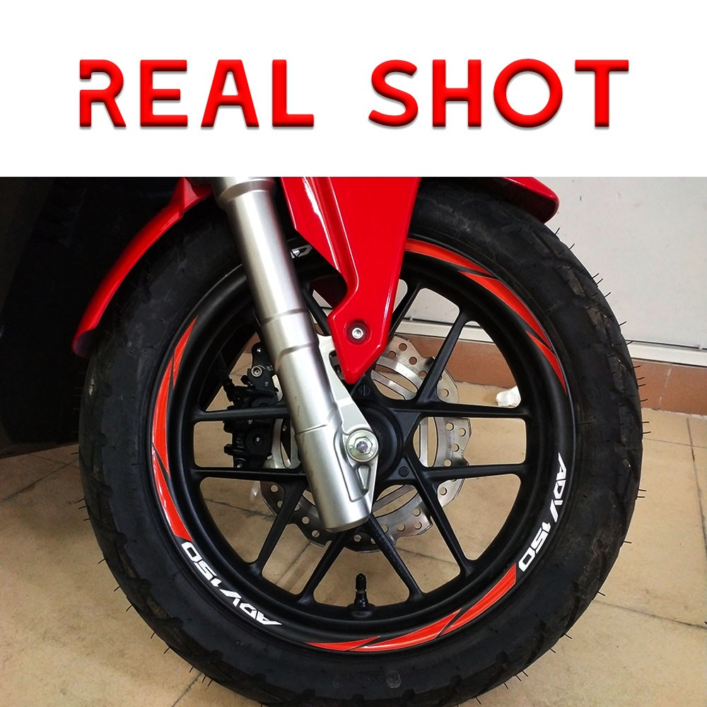 Motorcycle Set Sticker With adhesive on the back fit for most Honda Motorbike