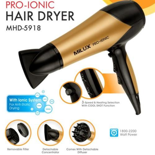 Philips Dry Care Prestige Hair Dryer HP8260  d84135d686c7a