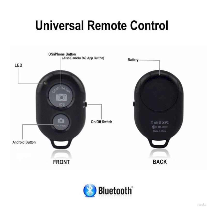 Bluetooth Self-timer Remote Control for Iphone and Android