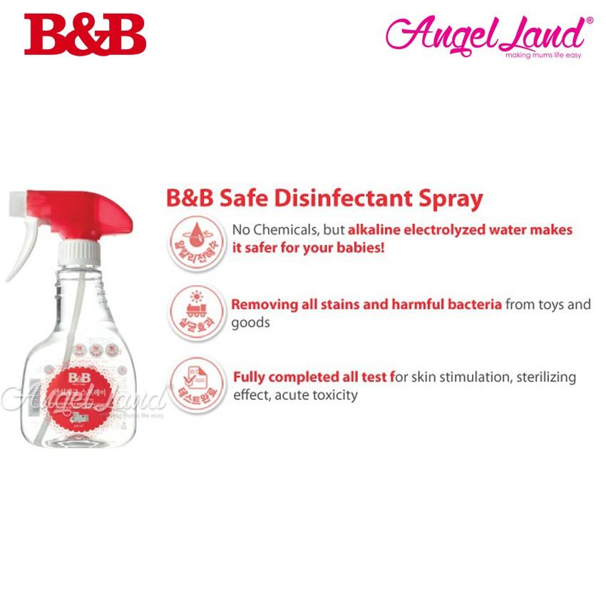 TAF TOYS In-Car PlayCenter +FOC B&B Safe Disinfectant Spray Bottle 300ml  1003838