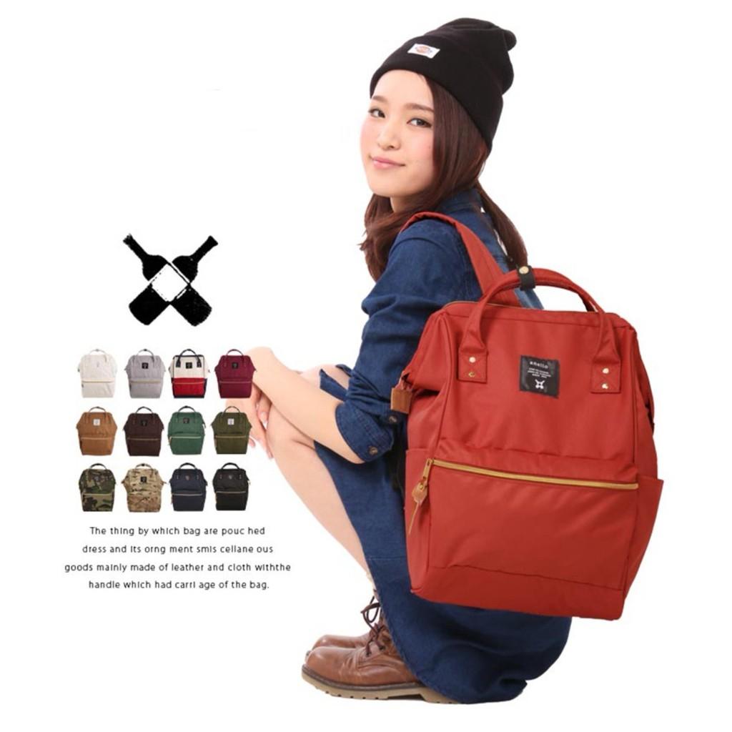 [ READYSTOCK ]  Japanese Style BackPack/Travel Bag/Shoulder Bag/Sling Bag