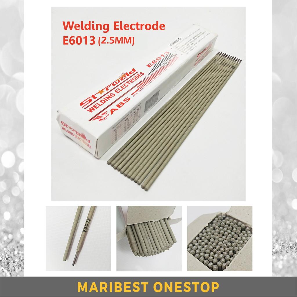 6 Pcs Weld All Electrodes 2.6mm 312 S//S 6 Sticks Weld All Electrodes 2.6mm 6 Pcs