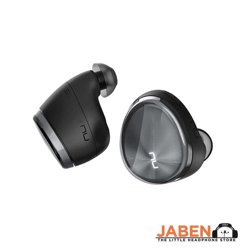 Optoma NuForce Be Free6 Smart Bluetooth 5 Quick Charge IPX5 Sweatproof TWS True Wireless In-Ear Earphones [Jaben]
