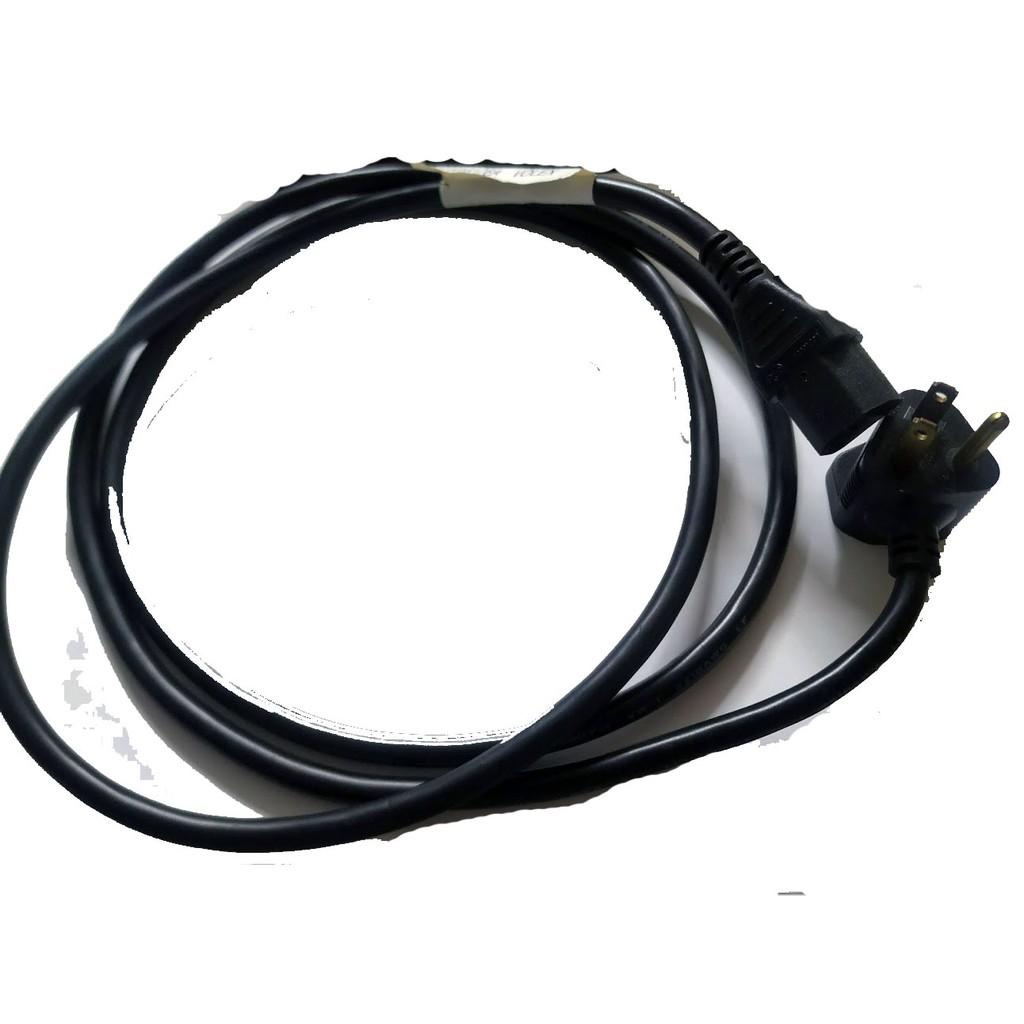 สายไฟ Power Cord อย่างดี หัวแบบพิเศ มาตรฐานห้อง SERVER หัวสามารถต่อตัวหัวด้วยกันได้ประหยัด ปล๊กพ่วงจัดเก็บสายเป็นระ