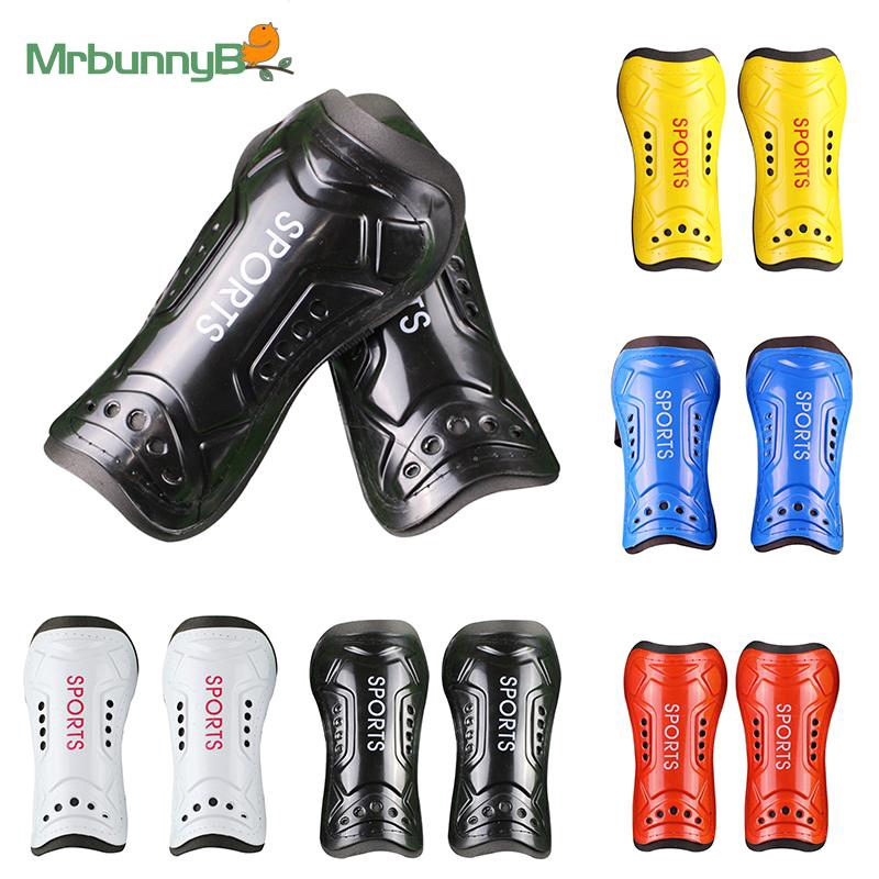 Shin Pads Accessories 1 pair Protective Football Soccer Guards Shield Sports Cover Kids Gear Brace Leg Support
