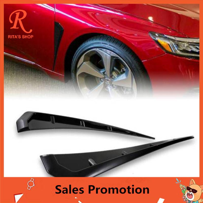 BES Civic 16-18 2pcs Side Air Vent Side Fender Wing Glossy