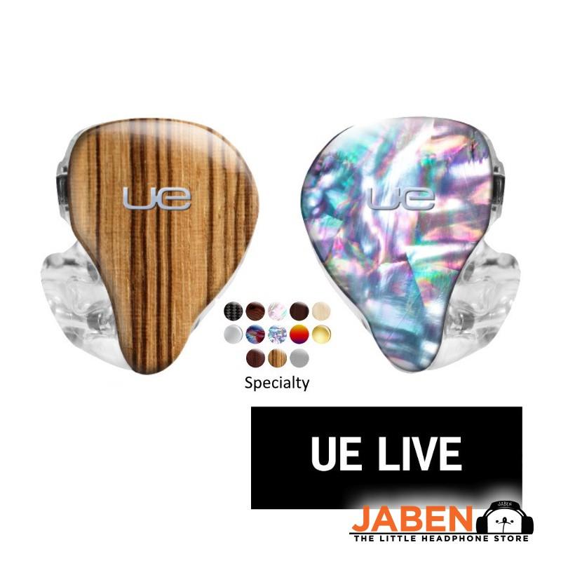 Ultimate Ears UE LIVE Earphones CIEM Custom In-Ear Monitors [Jaben]