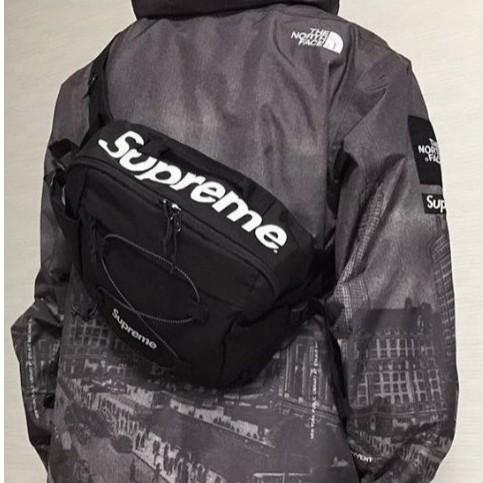 Supreme 17SS 42th Cordura Waist Bag, Shoulder Bag #dm | Shopee