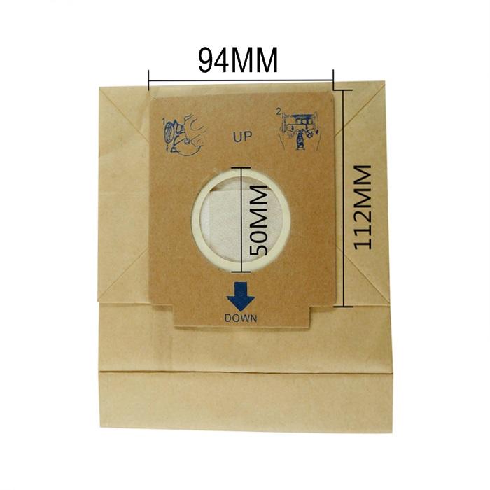 MALAYSIA] 5PCS/SET BEG GANTI HABUK Dust Bag For Electrolux Vacuum Cleaner Z2100/Z2099/Z2200/ZMO1530