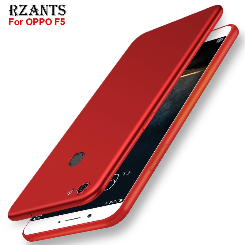 OPPO F5 / F5 Youth Hard Case 【Dissipate Heat +Shockproof 】Lightweight Slim Cover | Shopee Malaysia