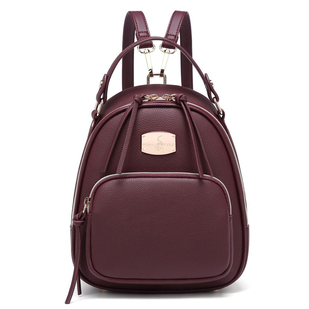 ROYAL POLO Esme Handbag 3 in 1 Set [Free Sling Bag + Button Envelope Wristlet]