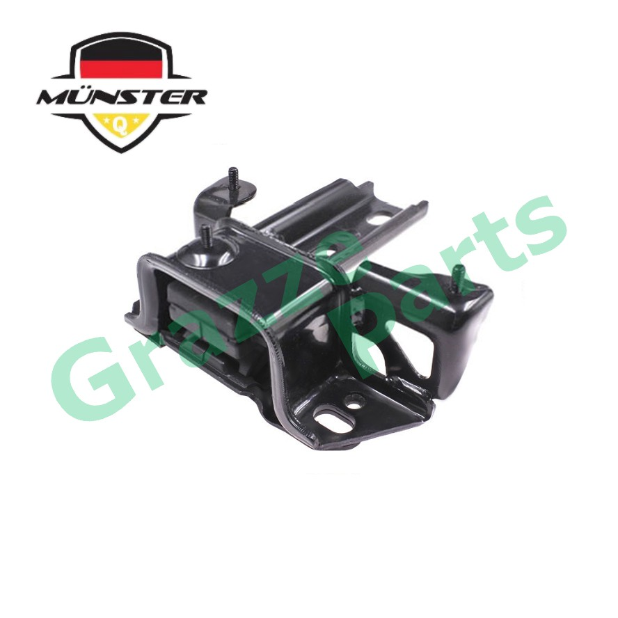 Münster Präzision Technology Auto Engine Mounting LH D652-39-070 for Mazda 2 1.3 1.5 Year 07-14