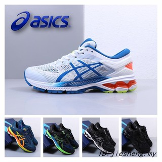 exclusive range superior quality sells 2019 New Original ASICS GEL-KAYANO 26 Men Professional Cushioning Running  shoes 40-45 [Ready stock]
