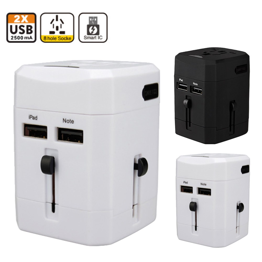 Belkin World Travel Adapter Kit 24 Amp Usb Mains Charger Shopee 4 Way Hdmi Switch Nz Malaysia