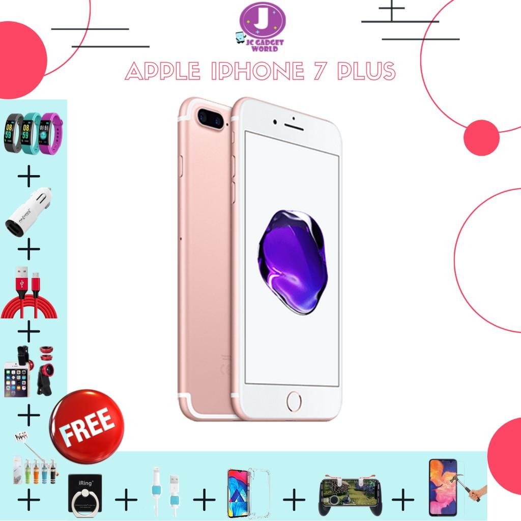 [ORI REFURBISHER] APPLE IPHONE 7 PLUS '32GB   128GB   256GB'