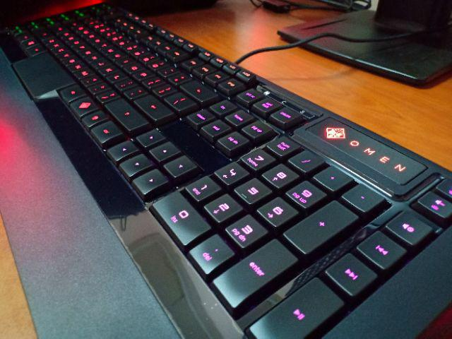 HP OMEN KEYBOARD WITH STEELSERIES - (X7Z97AA) | Shopee Malaysia
