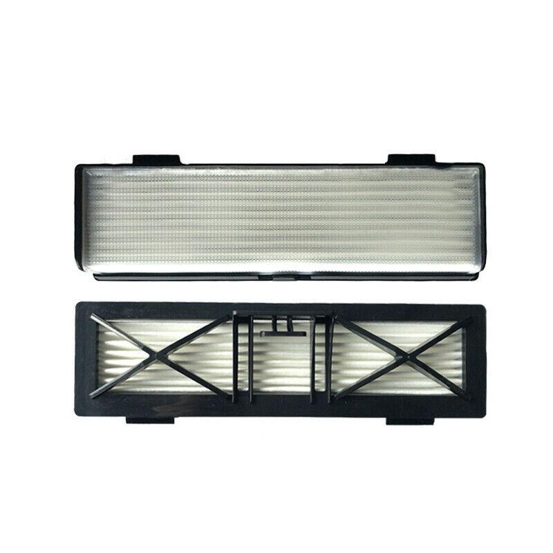 Filter Side Brush Kit For Neato Botvac D Series D3,D5,D75,D80,D85 Vacuum Cleaner