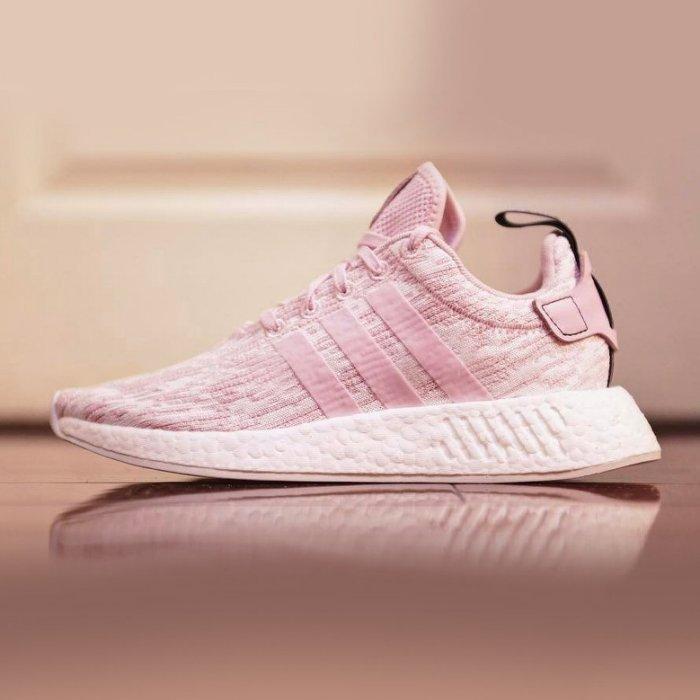 Adidas nmd r2 chiedo rosa primeknit shopee malaysia