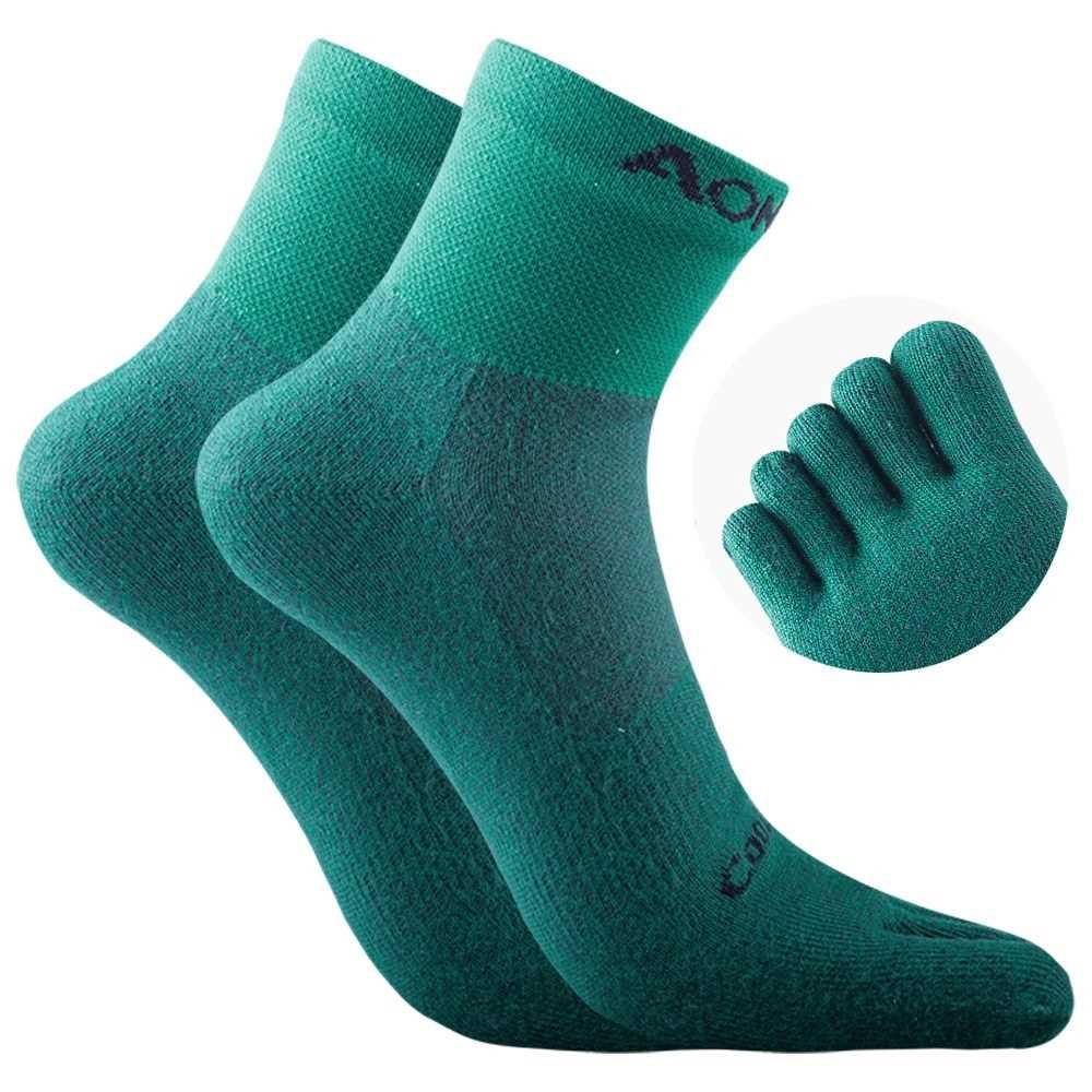 Fashion Travel Breathable Socks Green Durian Cartoon Men /& Women Running Casual Socks