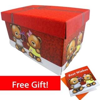 Sun Bear 955 Large Diy Gift Box