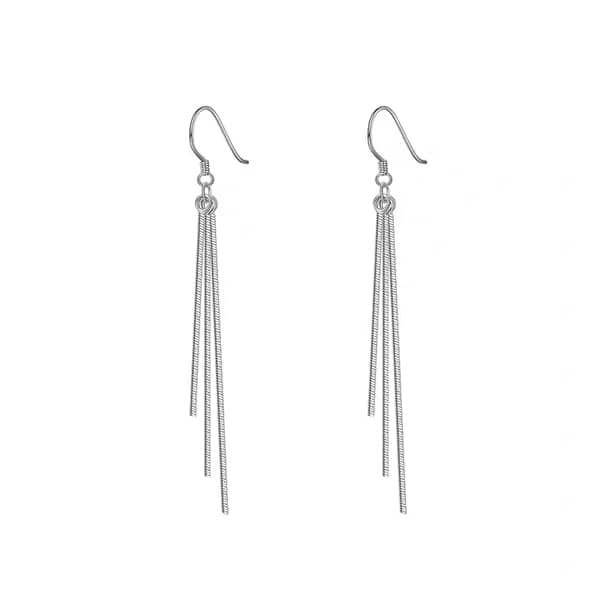 Simple Korean Style Drop Earrings (Ready Stock)