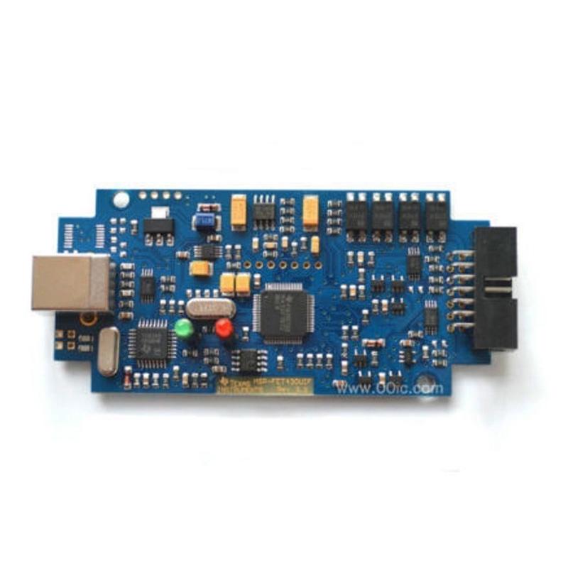 MSP430 Emulator MSP-FET430UIF Automatic Upgrades USB Debug Interface Programmer