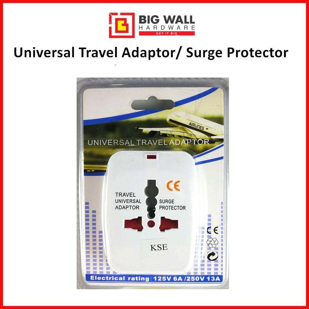 KSE Universal Travel Adaptor / Surge Adaptor