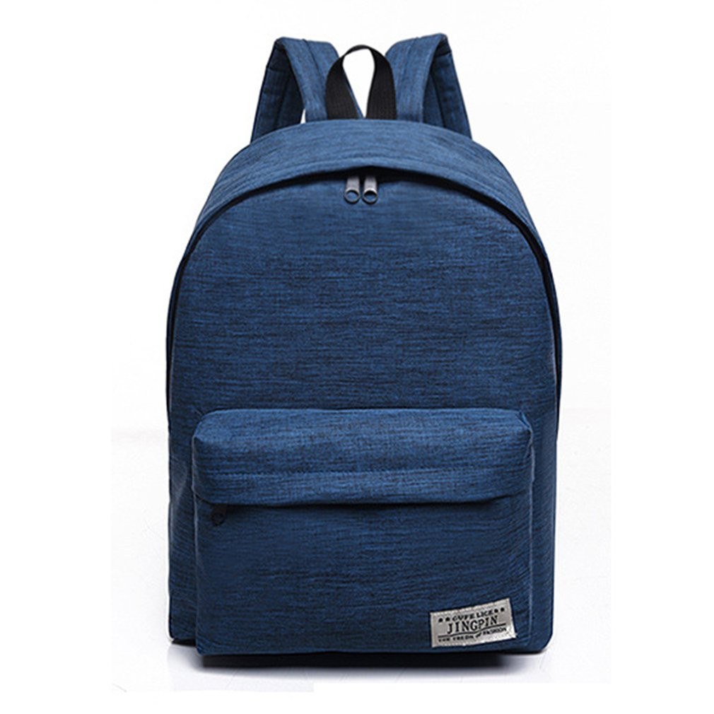 22817d32c8ff Backpack Korean version of the tide fashion 2018 new Oxford cloth mini  college wind student personality wild small backp