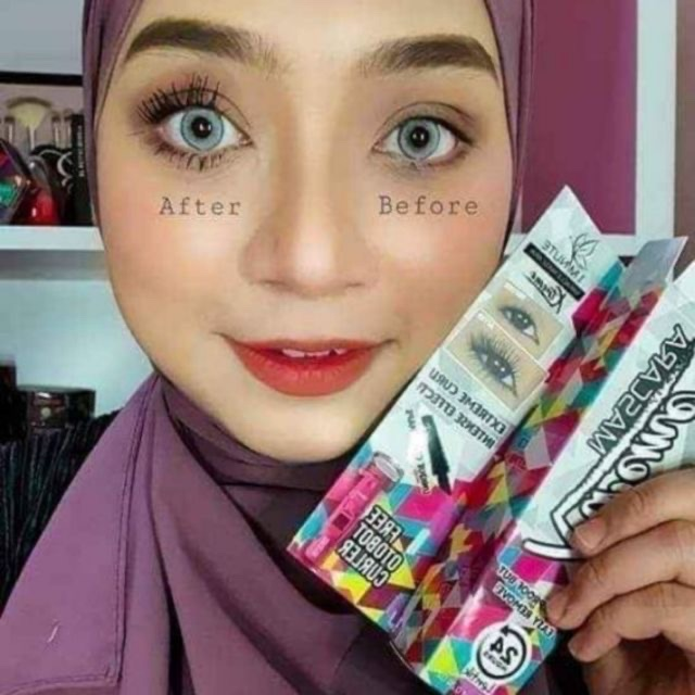 1 MINUTE MIRACLE MASCARA (1MMM)