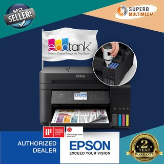 Epson L4160 Duplex Wi-Fi All-in-One Ink Tank Printer