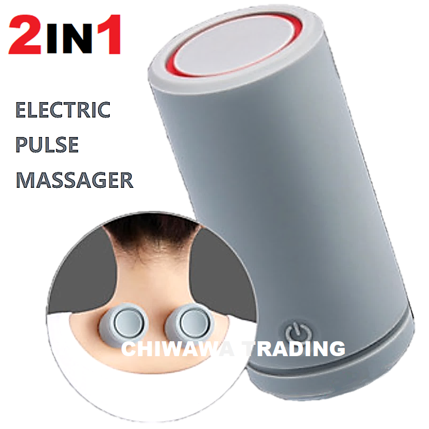 Rechargeable USB Electric Magnetic Pulse Cupping Scraping Guasha Vacuum Suction Acupoint Massager Pressure Pump