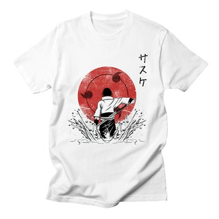 9e7906e68 Naruto Uchiha Sasuke And Itachi Tshirt Men Short Sleeve Anime Streetwear  Tops St | Shopee Malaysia