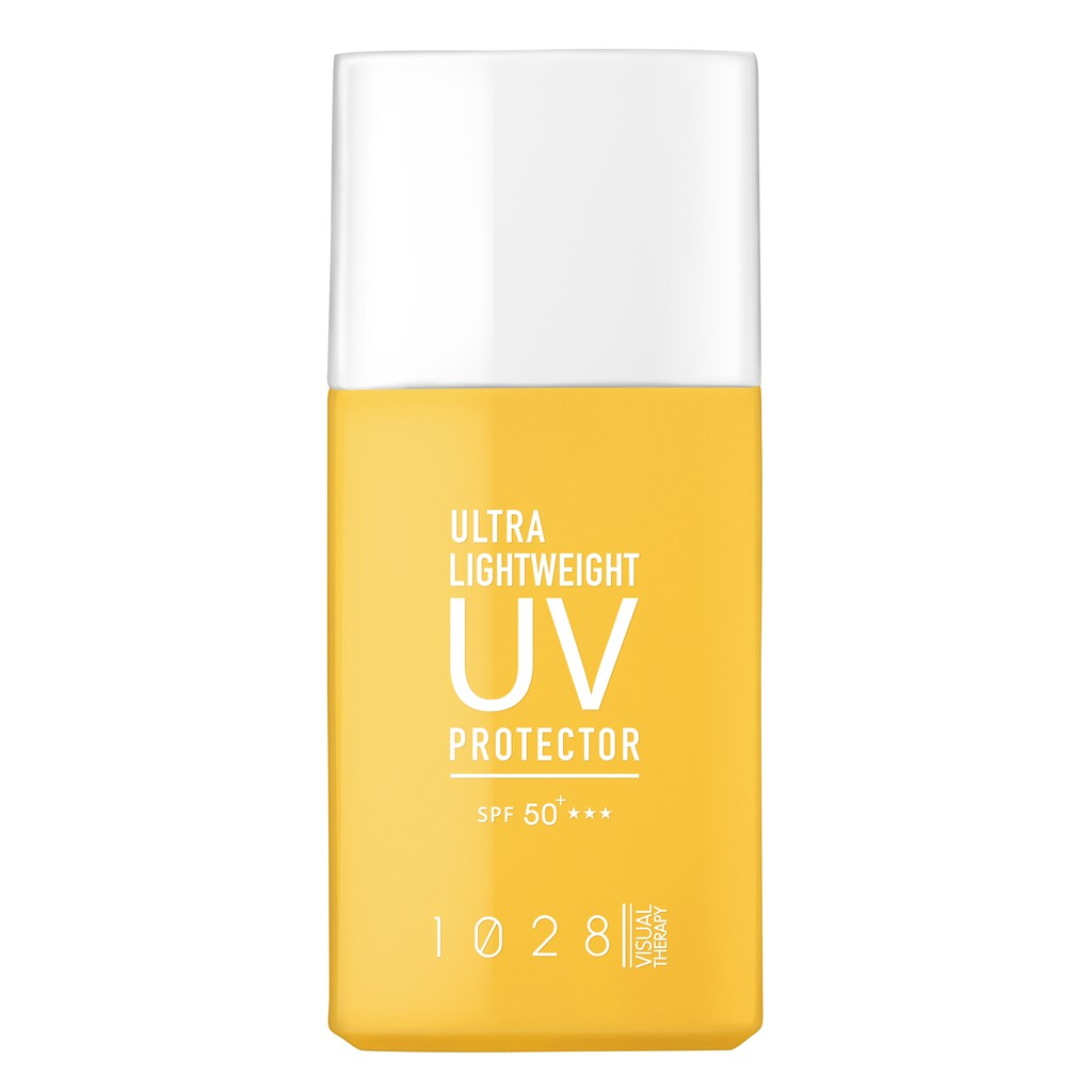1028 Visual Therapy Ultra Lightweight UV Protector SPF 50++ (30g)