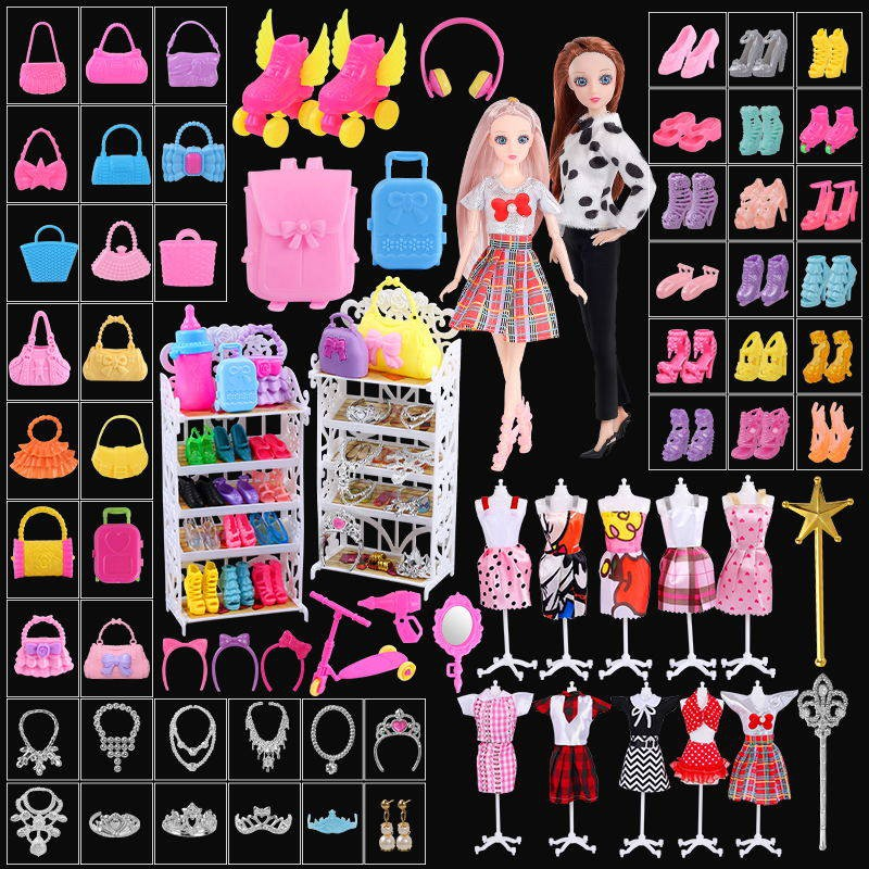 with clothing Barbie Doll blond-1999 free shipping