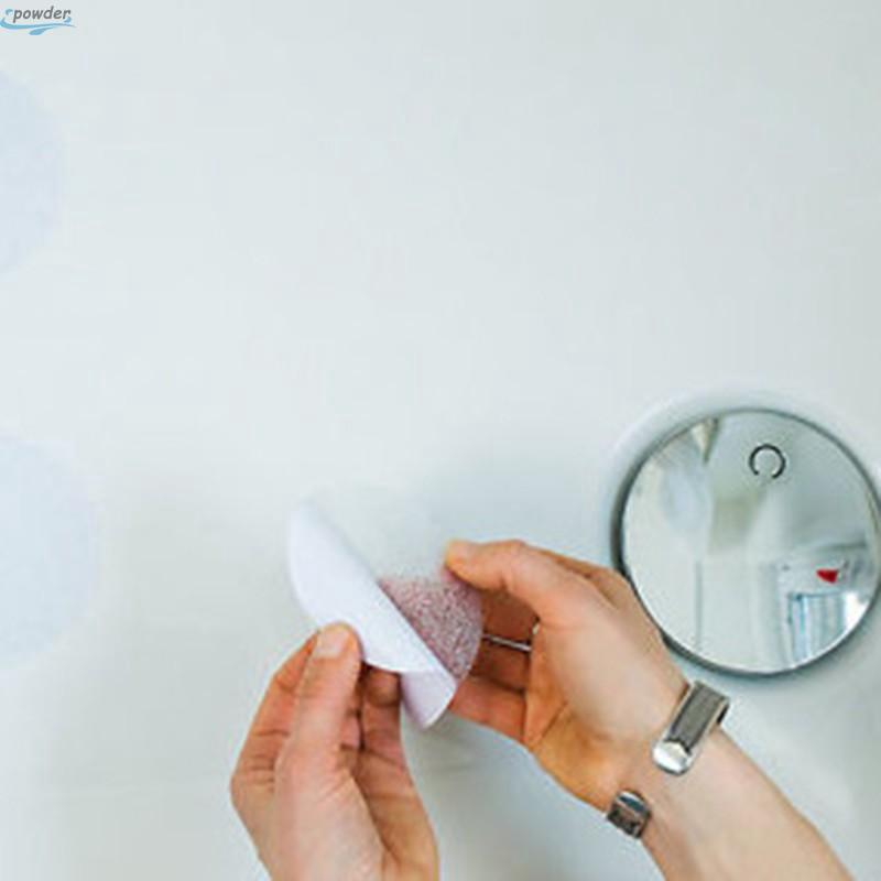 "24 Safety T-Strips Clear Non-Slip Applique Mat Stickers Bath Tub /& Shower 15/"""