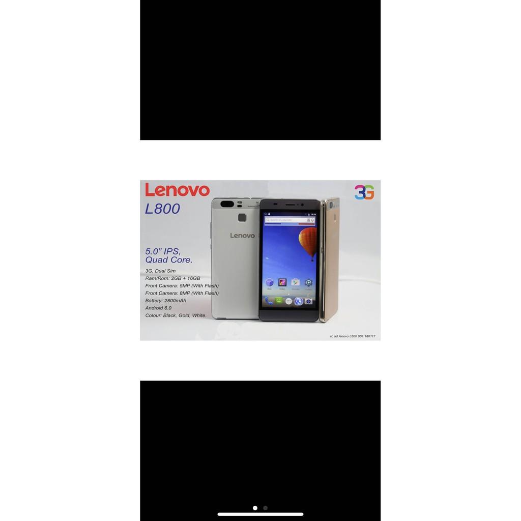 LENOVO L800 (Finger Print Unlock)